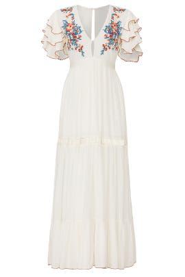 12a9c05f19 Cleobella White Daphne Dress