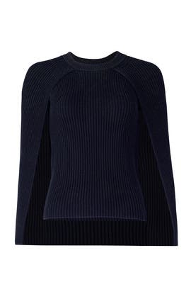 Navy Rhye Sweater by DREYDEN