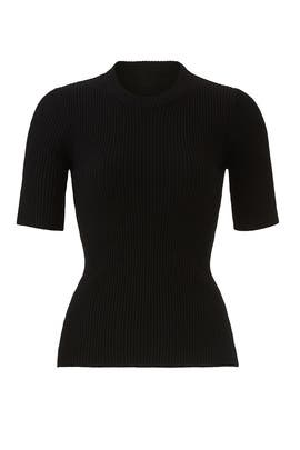 Ribbed Crew Neck Sweater by 3.1 Phillip Lim