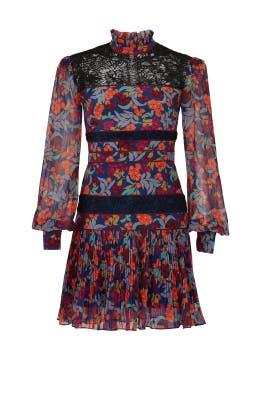 Tropical Dina Dress by SALONI