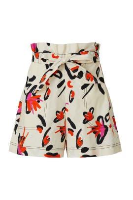 Quinn Shorts by Tanya Taylor