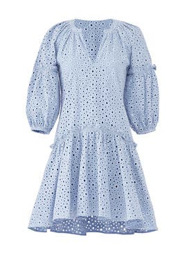 Eyelet Delaney Dress by Prose & Poetry