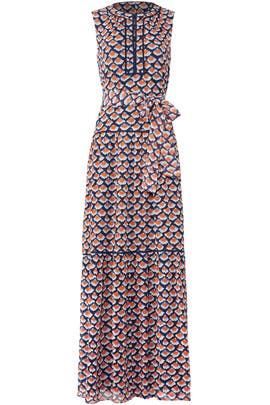 Renata Maxi Dress by Tory Burch