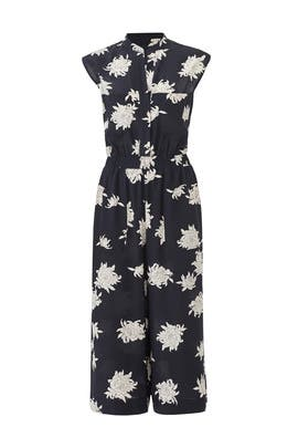 Chrysanthemum Jumpsuit by VINCE.