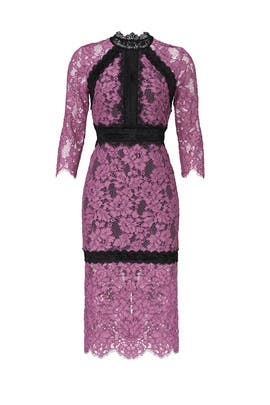 Orchid Marisa Dress by Alexis