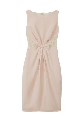 He Makes Me Blush Dress by Badgley Mischka