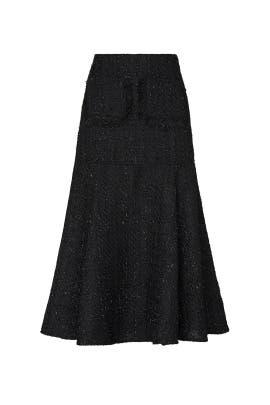 Tweed Alcazar Skirt by Keepsake