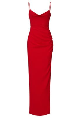Celinda Crepe Gown by LIKELY