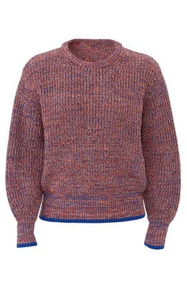 Combo Chunky Pullover by Scotch & Soda