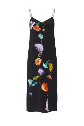 Kassia Slip Dress by Tibi