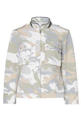 Cavi Camo Jacket by Zadig & Voltaire