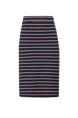 Striped Rita Skirt by dRA