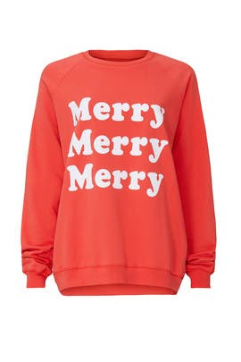 Merry Cole Sweatshirt by Show Me Your Mumu