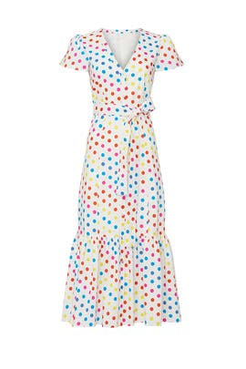Dipping Dot Minnie Dress by Color Me Courtney