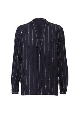 Striped Rhea Button Down by Rails
