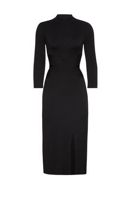 Fitted Cross Front Dress by RACHEL ROY COLLECTION