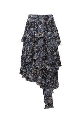 Las Palmas Tiered Skirt by Sanctuary