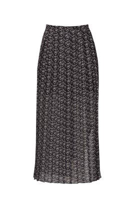Long Printed Skirt by See by Chloe