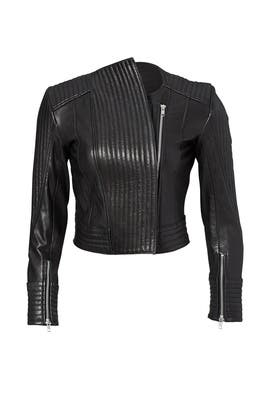 Modern Domination Leather Jacket by Asilio