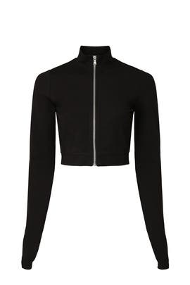 Cropped Zip Sweater by Marissa Webb Collective