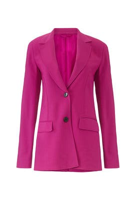 Fuchsia Tailored Blazer by 3.1 Phillip Lim