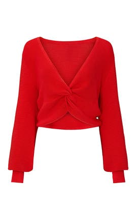 Serafina Knit Sweater by FINDERS KEEPERS