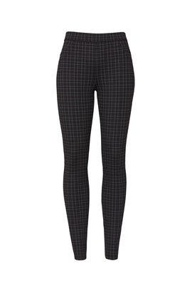 Plaid Grease Leggings by Sanctuary