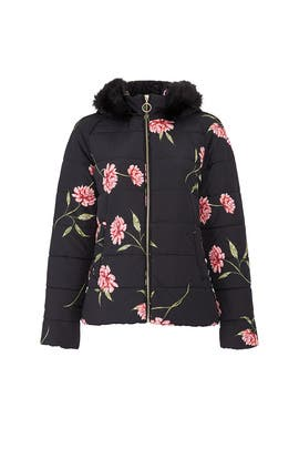 Floral Alpine Puffer Coat by Show Me Your Mumu