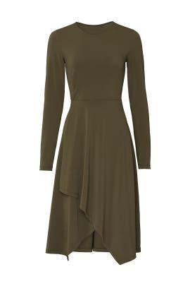 Moss Gemma Dress by Leota