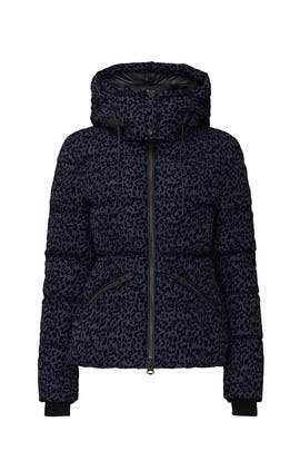 Animal Print Madalyn Jacket by Mackage