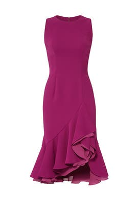 Cranberry Alexis Dress by Slate & Willow