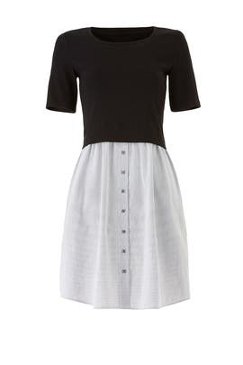 Two Tone Taylor Dress by Slate & Willow