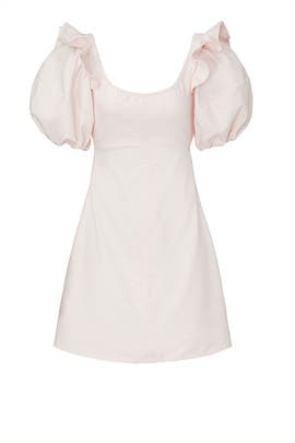 Puff Sleeve Valeria Dress by ELLERY