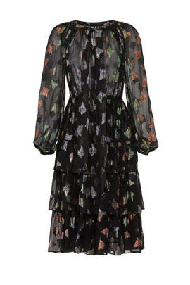 Sheer Jumper Dress by The Kooples