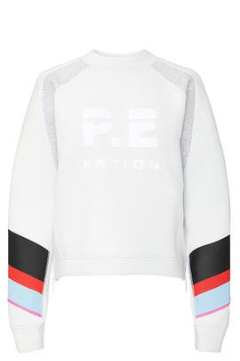 Easy Run Sweatshirt by P.E Nation