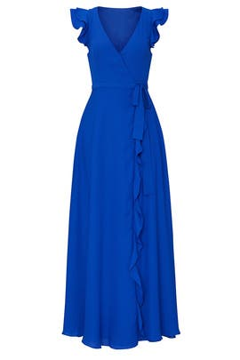 Cobalt Kira Dress by Fame & Partners