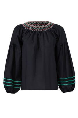 Ghada Top by Joie