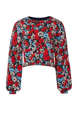 Poppy Sweater by Milly