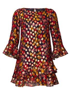 Polka Dot Marissa Mini Dress by SALONI