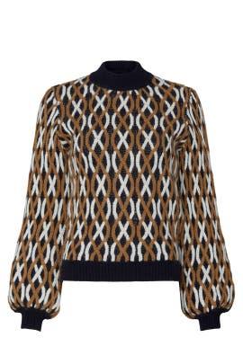 Anders Knit Sweater by STINE GOYA