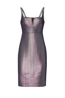 Metallic Nia Sheath by LIKELY