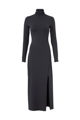 Onyx Mina Dress by Susana Monaco
