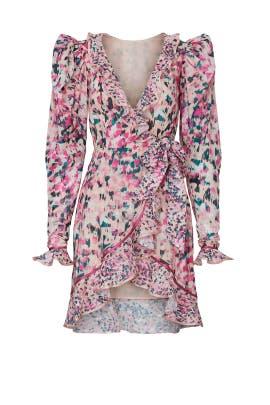Mimi Wrap Dress by ROCOCO SAND
