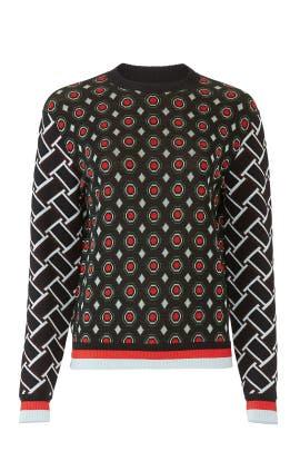 Hari Knit Pullover by Diane von Furstenberg