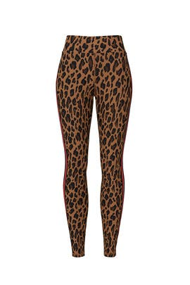 Leopard Strike Leggings by MICHI
