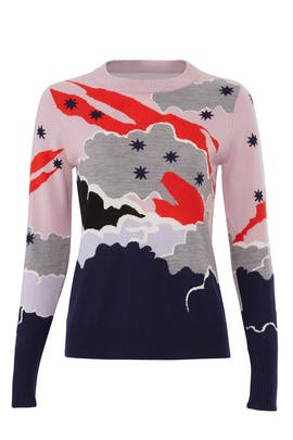 Cloud Knit Sweater by Temperley London