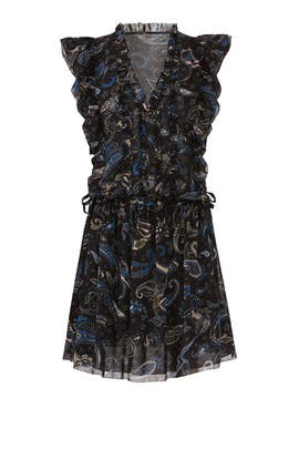 Rimana Paisley Dress by Zadig & Voltaire