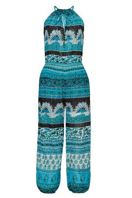 Cappi Printed Jumpsuit by CALYPSO St. Barth