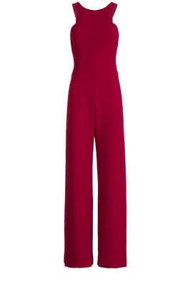 Garnet Jumpsuit by HALSTON