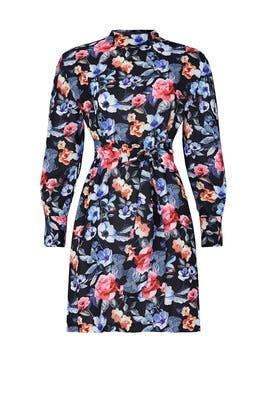 Floral Trudy Dress by Rebecca Minkoff